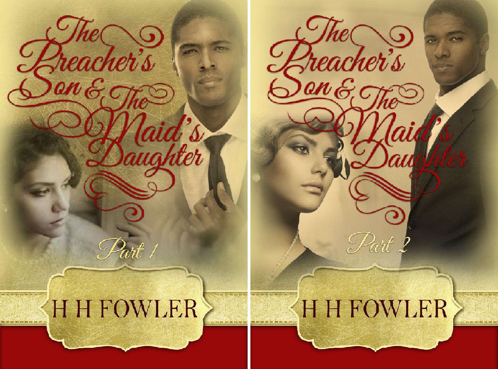 Preacher's Son, Maid's Daughter (2 Book Series)
