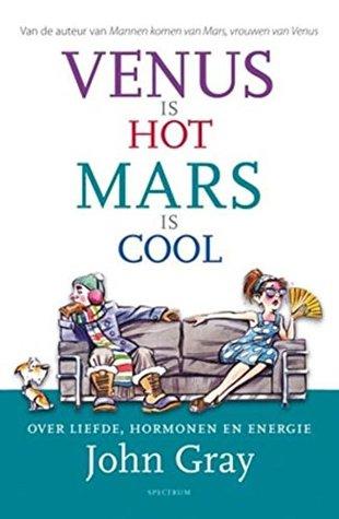 Venus is hot, Mars is cool