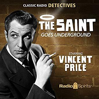 The Saint Goes Underground