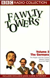 Fawlty Towers, Volume 2: The Germans