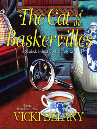 The Cat of the Baskervilles (A Sherlock Holmes Bookshop Mystery #3) (Audiobook)