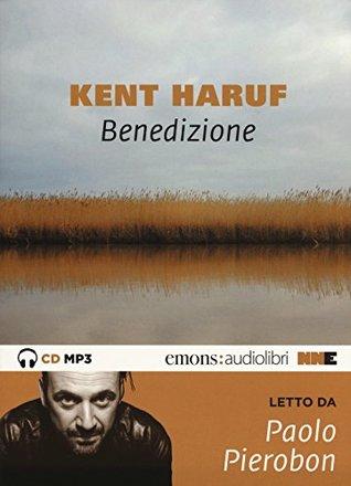 Benedizione. Trilogia della pianura letto da Paolo Pierobon. Audiolibro. CD Audio formato MP3. Con mappa
