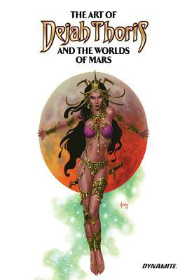 The Art of Dejah Thoris and the Worlds of Mars Vol. 2 Hc