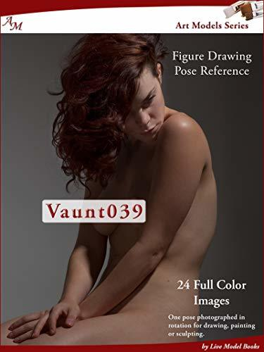 Art Models Vaunt039: Figure Drawing Pose Reference