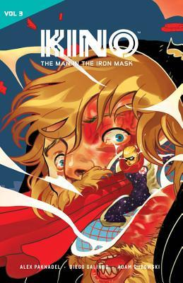 KINO Vol. 3: The Man in the Iron Mask