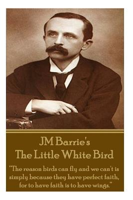Jm Barrie's the Little White Bird: The Reason Birds Can Fly and We Can't Is Simply Because They Have Perfect Faith, for to Have Faith Is to Have Wings.
