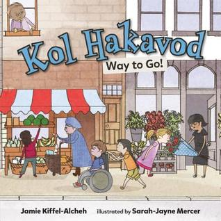 Kol Hakavod: Way to Go!