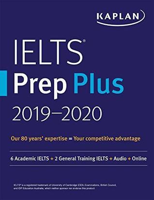 IELTS PREP PLUS 2019-2020