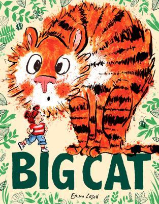 Big Cat by Emma Lazell
