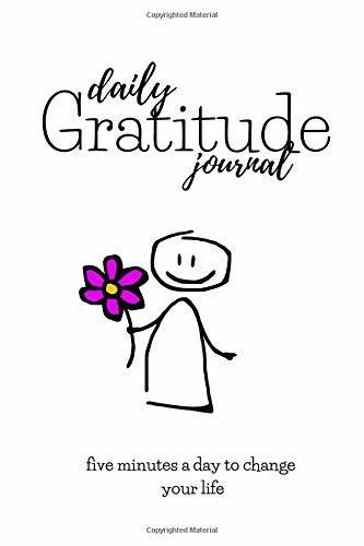 Daily Gratitude Journal: A 52 Week Guided Gratitude Journal