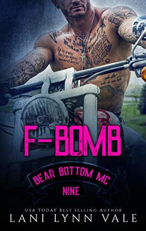 F-Bomb (The Bear Bottom Guardians MC, #9)