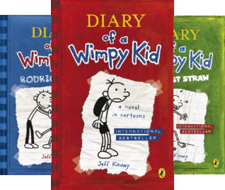 Diary of a Wimpy Kid (12 Book Series)