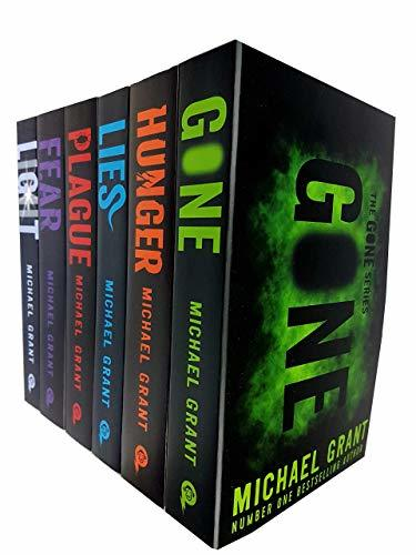 Gone Series Michael Grant 6 Books Collection Set - New Cover