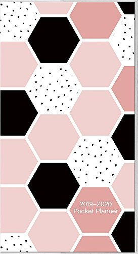 2019 Honeycomb Pocket Planner