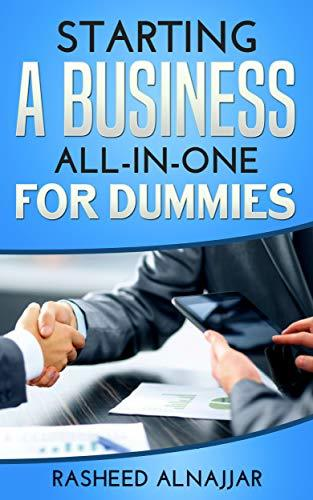 Starting a Business All-In-One For Dummies: how to start a small business