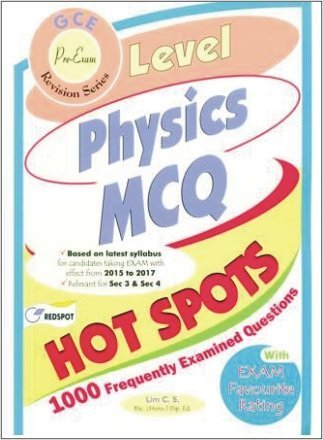 O Level Physics 1000 MCQ with Helps