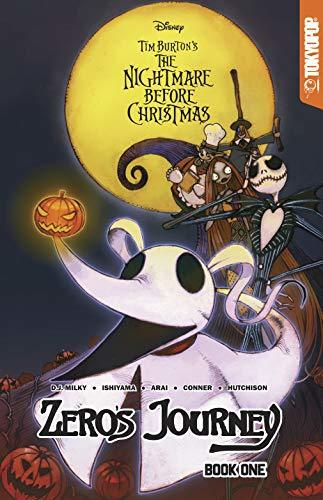 Disney Manga: Tim Burton's The Nightmare Before Christmas: Zero's Journey - Book One