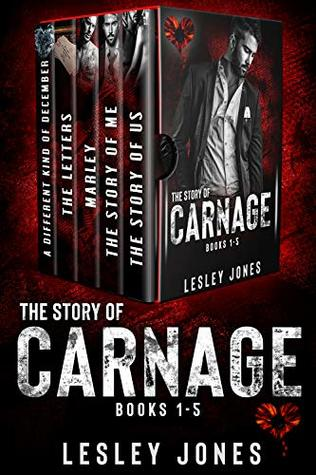 The-Story-Of-Carnage-The-Complete-Carnage-Collection-Books-1-5-by-Lesley-Jones