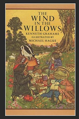 The Wind in the Willows: Illustrated Edition
