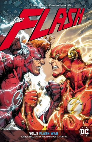 The Flash, Volume 8: Flash War