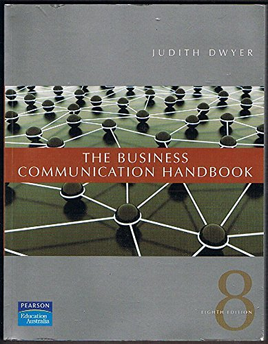 Business Communication Handbook