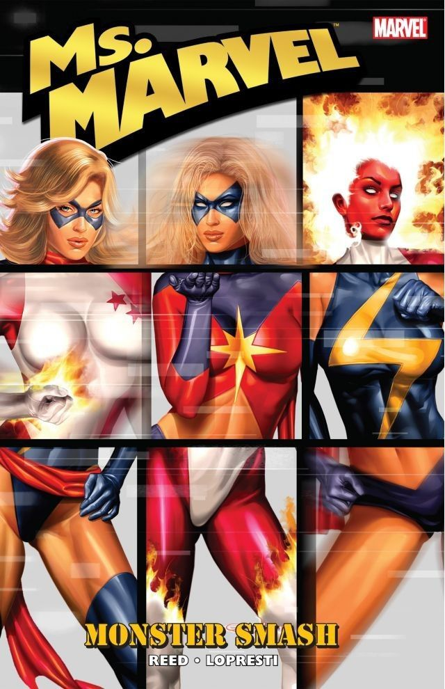 Ms. Marvel, Volume 4: Monster Smash