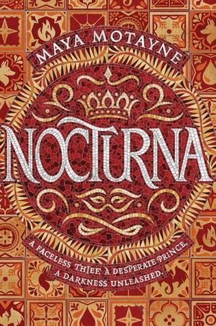 Image result for Nocturna (A Forgery of Magic #1) by Maya Motayne
