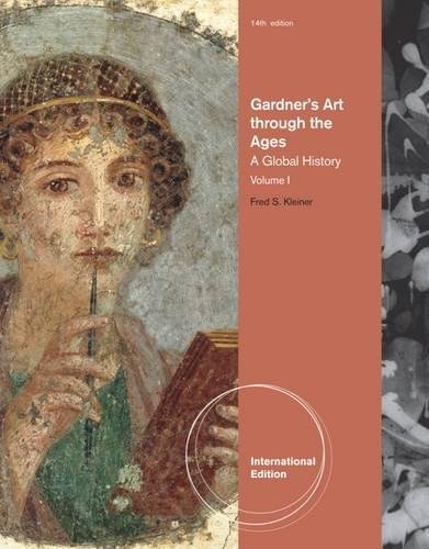 Gardner's Art through the Ages: A Global History, Volume I, International Edition (with Art CourseMate with eBook Printed Access Card)