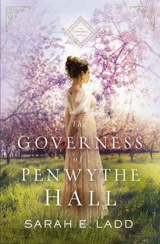 The Governess of Penwythe Hall (Cornwall, #1)