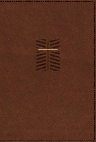 NIV, Quest Study Bible, Leathersoft, Brown, Indexed, Comfort Print: The Only Q and A Study Bible