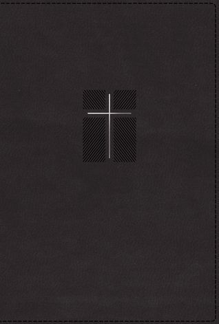NIV, Quest Study Bible, Leathersoft, Black, Indexed, Comfort Print: The Only Q and A Study Bible