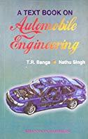 A TEXT BOOK ON AUTOMOBILE ENGINEERING