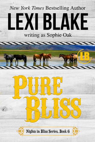 Pure Bliss, Nights in Bliss, Colorado, Book 6