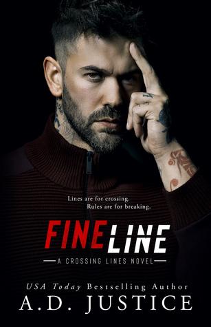 Fine Line (Crossing Lines, #1)