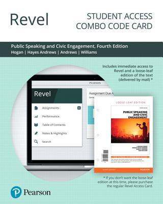 Revel for Public Speaking and Civic Engagement -- Combo Access Card