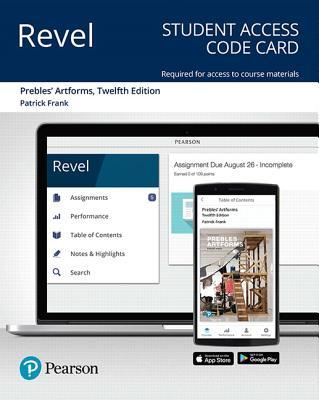 Revel for Prebles' Artforms -- Access Card