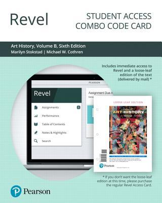Revel for Art History, Volume B -- Combo Access Card