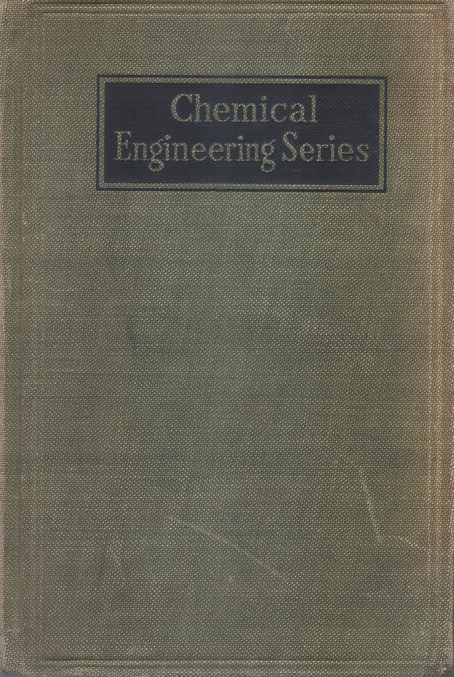 Introduction To Nuclear Engineering (Chemical Engineering Series)