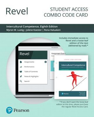 Revel for Intercultural Competence: Interpersonal Communication Across Cultures -- Combo Access Card