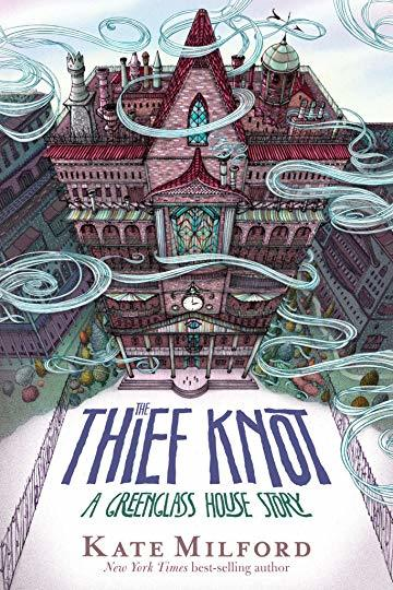 The Thief Knot (Greenglass House #4)