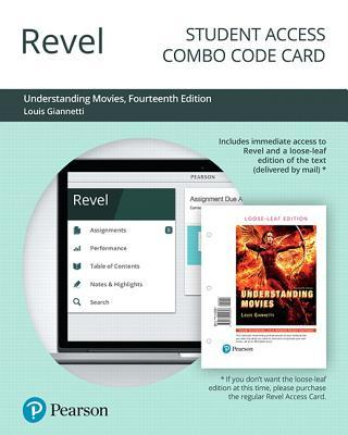 Revel for Understanding Movies -- Combo Access Card