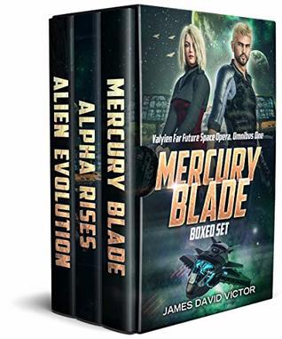 Mercury Blade Boxed Set (Valyien #1-3)