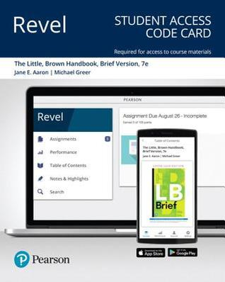 Revel for the Little, Brown Handbook, Brief Edition -- Access Card