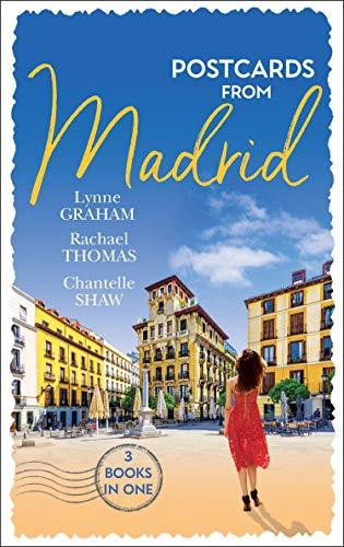 Postcards From Madrid: Married by Arrangement / Valdez's Bartered Bride / The Spanish Duke's Virgin Bride
