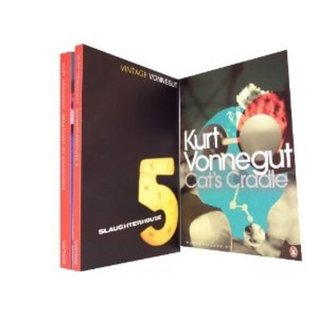 Kurt Vonnegut Collection: Slaughterhouse 5, Breakfast of Champions, Cat's Cradle
