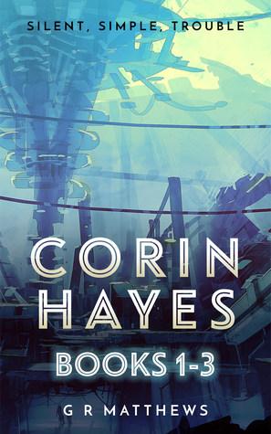 Corin Hayes Omnibus Books 1 to 3