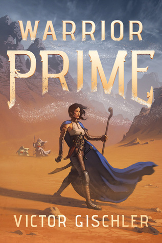 Warrior Prime (Ink Mage Legacy #1)