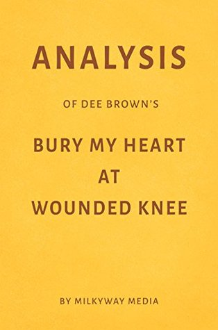 Analysis of Dee Brown's Bury My Heart at Wounded Knee by Milkyway Media