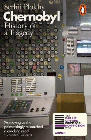 Chernobyl by Serhii Plokhy