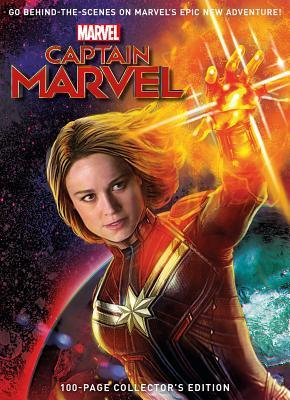 Captain Marvel the Official Movie Special